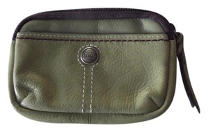 Fossil Leather Wallet Cross Body Bag