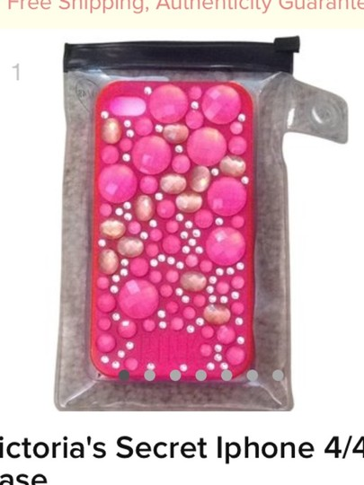 Victoria's Secret Victoria Secret iPhone 4/4S Case