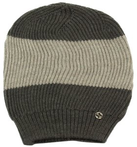 Gucci GUCCI Men's 310777 Interlocking G Ski Beanie Hat