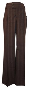 Banana Republic Wide Leg Pants Brown