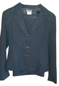 Esprit Espirit de Corp Black 2-Piece Suit Pants and Blazer Size 3 & 5