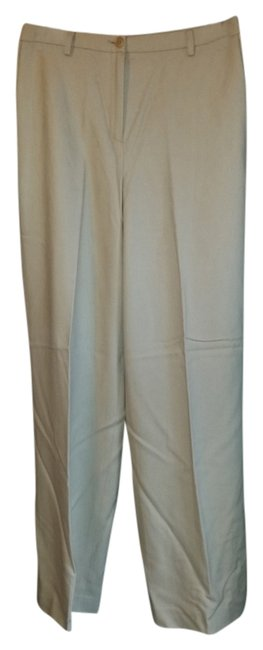 Ann Taylor Slacks 4 Wool Trouser Pants
