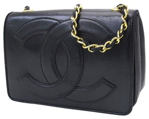 Chanel Double Cc Handbag Shoulder Bag