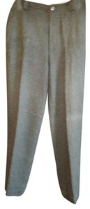 Banana Republic Wool 4 Trouser Pants Gray