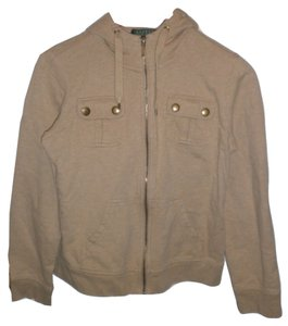 Ralph Lauren Zipup Gold Hardware Military Jacket