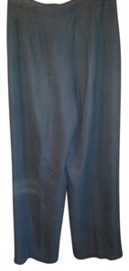 Banana Republic Silk 60's Trouser Pants Black