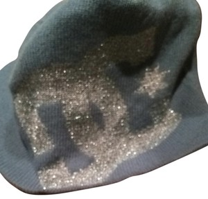 DC Dc Brim Knitted Hat