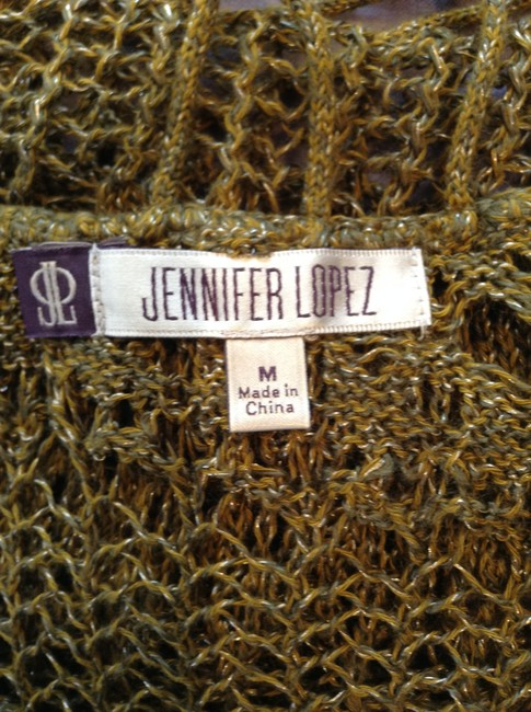 Jennifer Lopez Top Olive