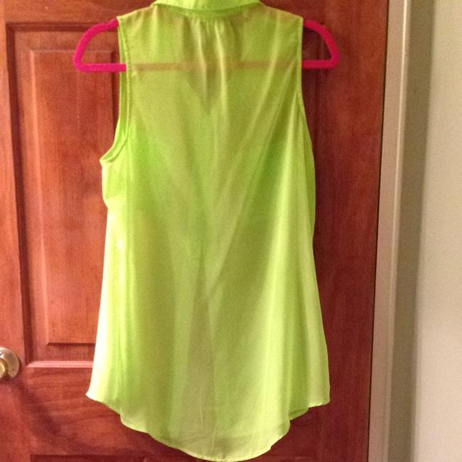 L8ter Top Lime Green