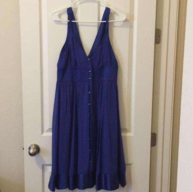Anthropologie Sil Silk Dress