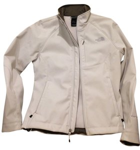 The North Face Windproof Water-resistant Moonlight ivory Jacket