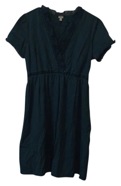 Preload https://item2.tradesy.com/images/fossil-teal-above-knee-workoffice-dress-size-8-m-790816-0-0.jpg?width=400&height=650
