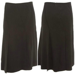 Hugo Boss A-line Corporate Skirt black