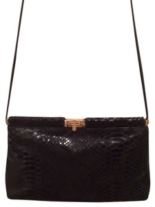 Valerie Jean Leather Cross Body Bag
