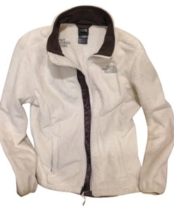 The North Face Osito Super Comfy Warm Moonlight Ivory Jacket