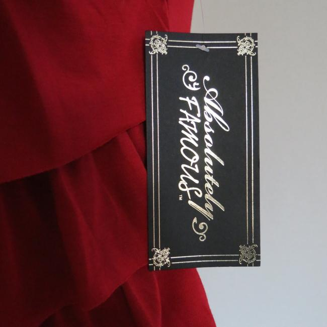 Absolutely Famous Top Red