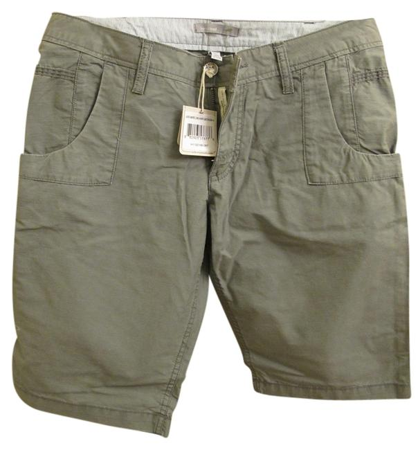 Toad&Co Bermuda Shorts light army green
