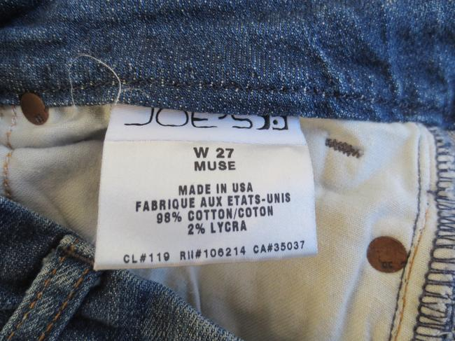 JOE'S 27 Muse Boot Cut Jeans-Light Wash