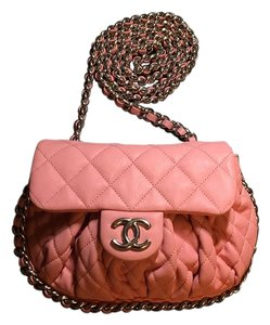 Chanel Strap Drop 25.5 Cross Body Bag