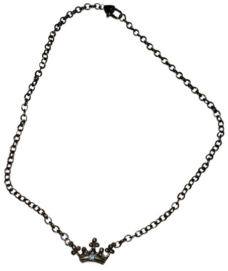 Preload https://img-static.tradesy.com/item/791100/silver-vintage-erica-courtney-crown-necklace-0-0-540-540.jpg