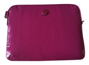 Coach coach ipad case