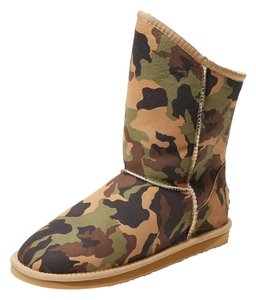 Australia Luxe Collective New Boot Camouflage Boots