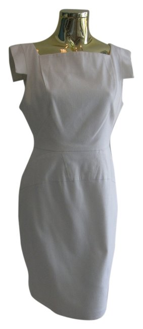 Preload https://img-static.tradesy.com/item/7912102/single-white-sleeveless-short-casual-dress-size-8-m-0-3-650-650.jpg