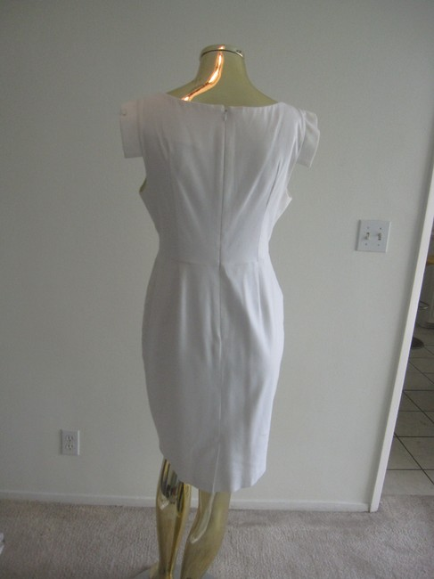 Single short dress White on Tradesy Image 1