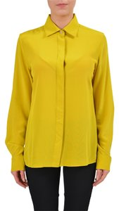 Maison Martin Margiela Top Mustard Yellow