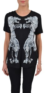 Just Cavalli T Shirt Black