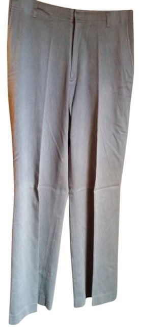 Banana Republic 4 Trouser Pants Gray