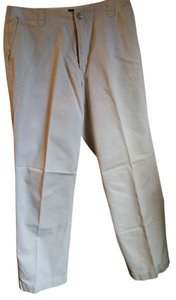 GAP 4 Clean Cut Chino Khaki/Chino Pants Khaki