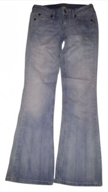 Arizona Jean Company Flare Leg Jeans-Medium Wash