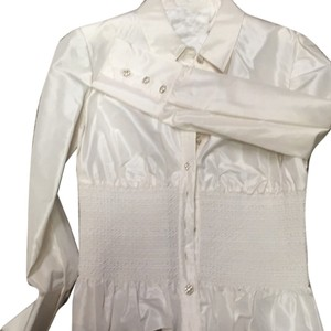 Nue by Shani Neiman Marcus Top Ivory