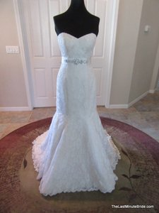 Essense Of Australia Stella York Bridal Gown Style 5865 Wedding Dress