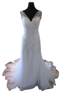David Tutera For Mon Cheri Wilkins 114284 Wedding Dress