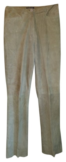 Other Suede 4 Trouser Pants Brown