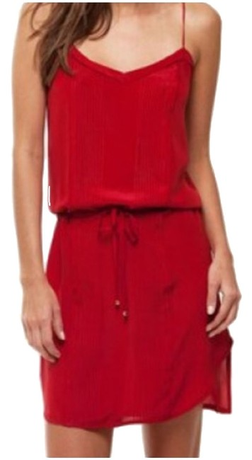 Item - Red Dani Dress / 338-307-005m Cover-up/Sarong Size 10 (M)