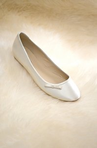 Grace Footwear Candlelight Ballet Formal Size US 8.5