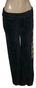 Victoria's Secret Relaxed Pants Black