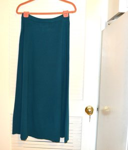 Louis Dell'Olio Skirt Teal