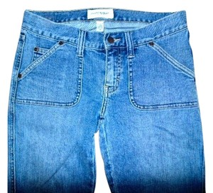 Abercrombie & Fitch & Size 2 P2211 Boot Cut Jeans-Medium Wash