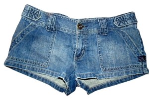 Billabong Size 5 P324 Summersale Shorts DENIM