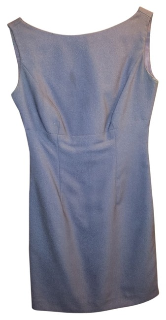 Watters And Evening Cocktail Party Sleeveless Crepe 4/6 Dress