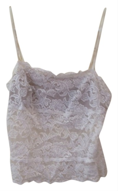 Hanky Panky Lace Lace Top White