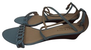 Talbots Blue Sandals