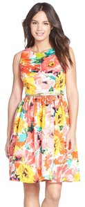 Eliza J short dress Multi-Color on Tradesy