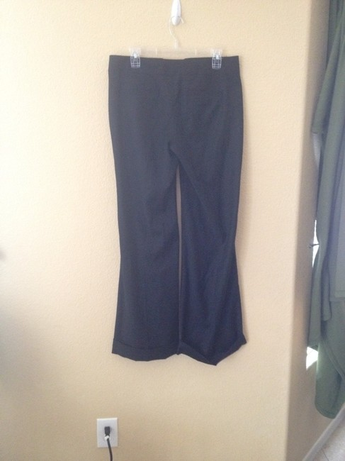 J.Crew Nautical Wide Leg Pants Black