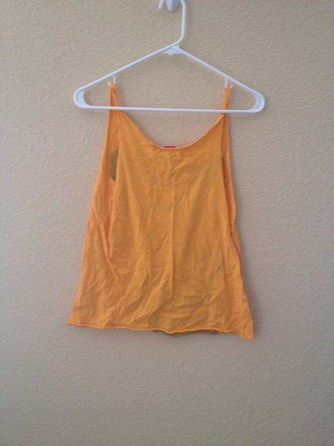 supre Top yellow