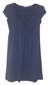 Urban Outfitters short dress Navy Brai Braided on Tradesy